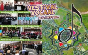Deelname aan Vestival Vocaal