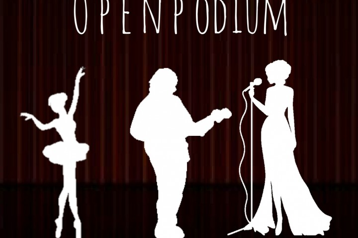 Open Podium, laat zien/horen wat je nog meer kan