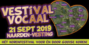 Vestival Vocaal 2019 @ Naarden Vesting
